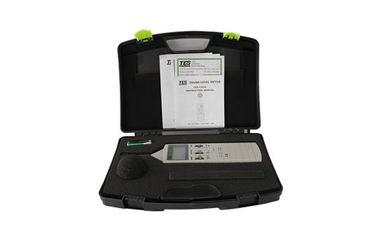 TES-1350A数字式噪声计