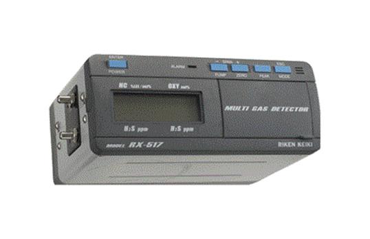 日本理研RX-517复合气体检测器