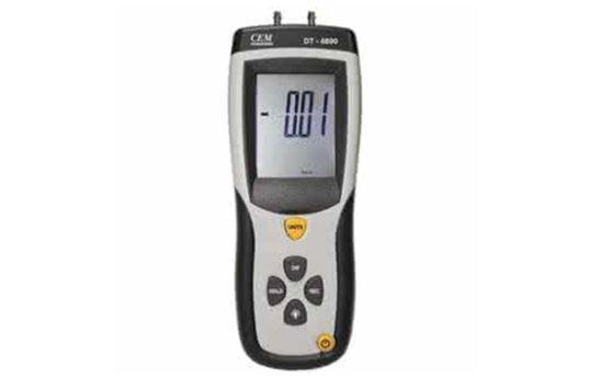 DT-8890系列 专业差压计
