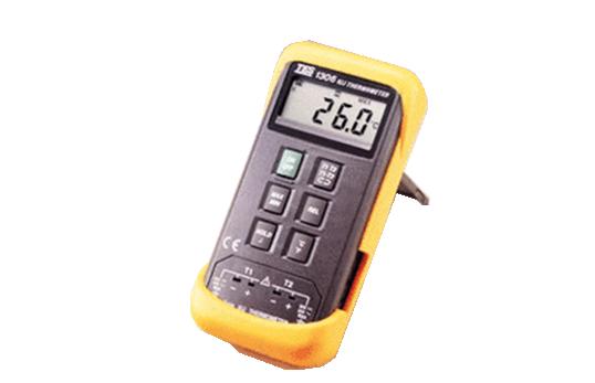 TES-1306雙通道溫度表