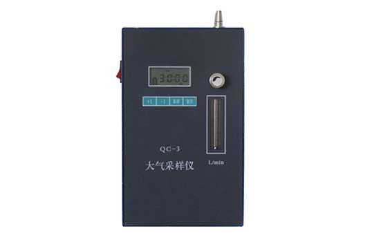 QC-3型大气采样仪