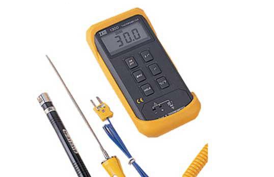TES-1300溫度計
