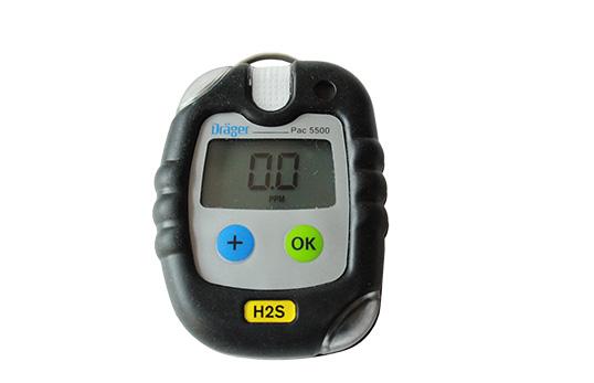 pac5500单一气体检测仪