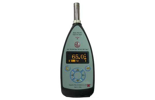 AWA5661型周详脉冲声级计