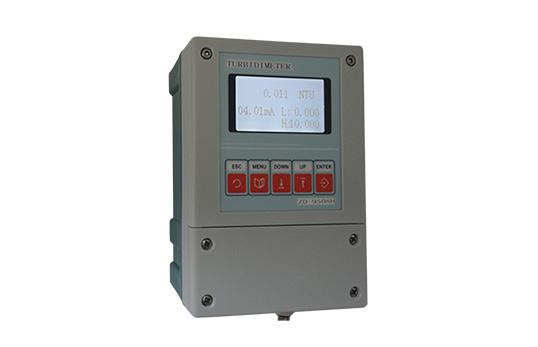 光電壁掛式在線污泥濃度計JC-MLSS-B型