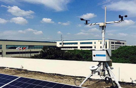 JCF-3000系列PM2.5、PM10在線監測系統