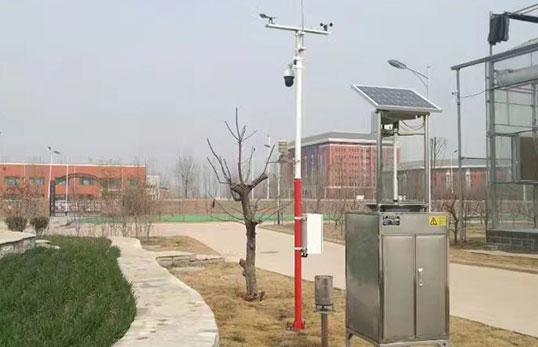JCF-3000系列在線風速風向視頻監控系統