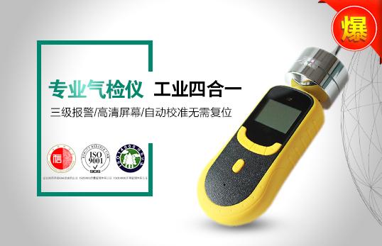 JC-ADZ-2(T)多功能气体检测仪