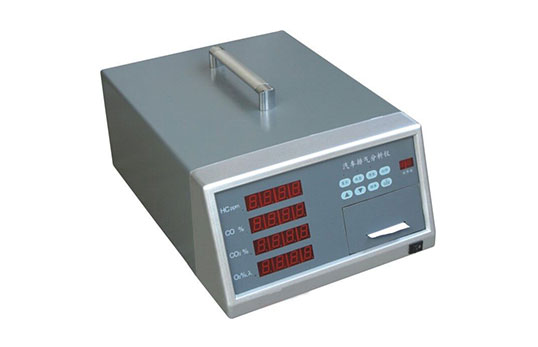 便攜式汽車尾氣分析儀JCY-401