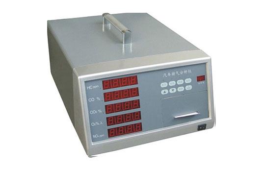 便攜式汽車尾氣分析儀JCY-501