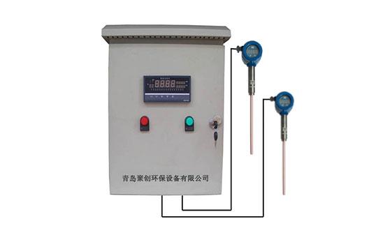高爐布袋除塵在線監測系統JCF-DQ-2