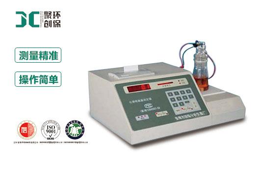 JC-200K型库伦法COD测定仪