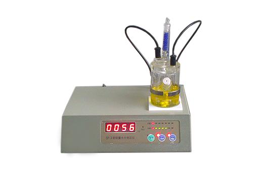 微量水分測定儀JC-SF-3