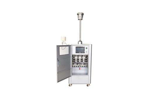 颗粒物采样器JCH-1602型(多通道)