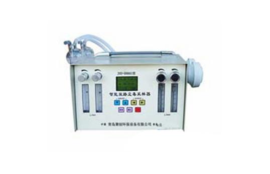 JCC-3000S型智能双路尘毒采样器