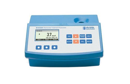 意大利哈纳HI83224微电脑化学@需氧量(COD)多参数测定仪