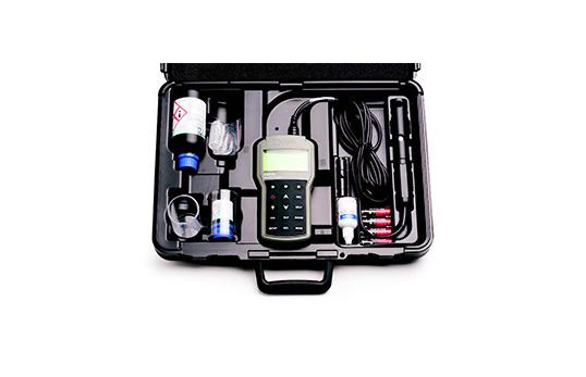 意大利哈纳HI98192便携式微电�钅�EC-TDS-电阻率-NaCI-°C测定仪