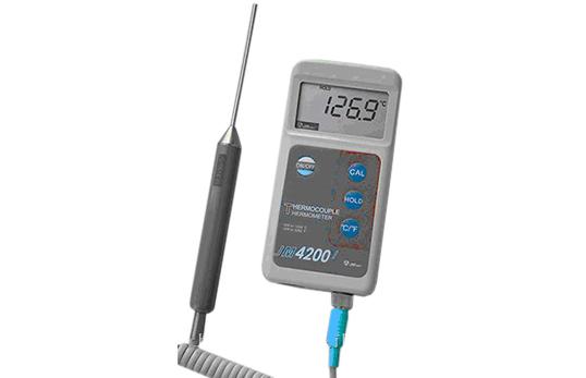 JM-4200超高低温电子测温仪(接触式)