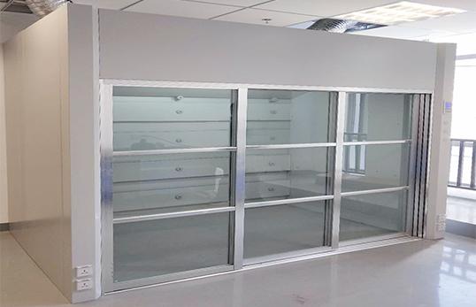 玻璃鋼通風柜