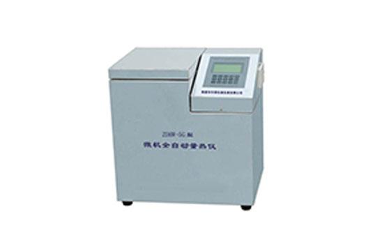 ZDHW-8型高精度微機全自動量熱儀