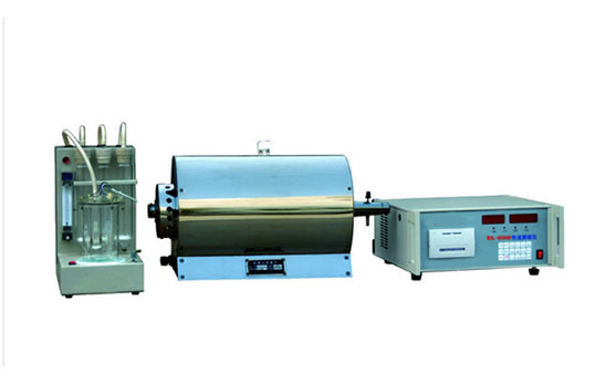 微机快速测硫仪WDL-6000B