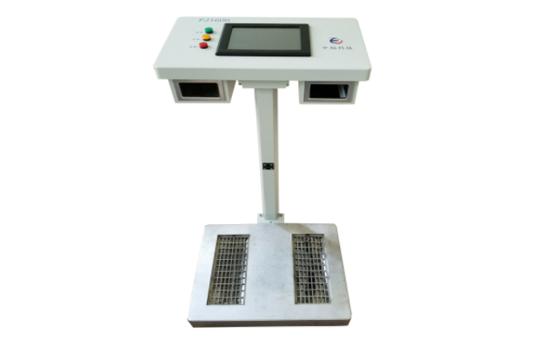 手脚表面污染检测仪FJ1600