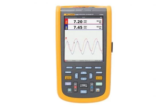 Fluke 120B 系列工业用手持式示波表