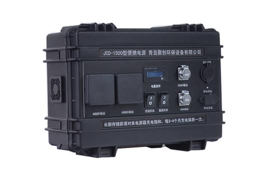 JCD-1500型便携电源箱(升级款)