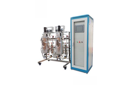 JC-BPJ系列实验室多联不锈钢发酵罐 (高校/科研机构专用)