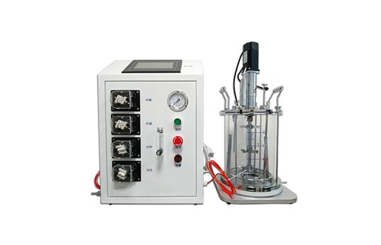 JC-AME系列小型玻璃生物发酵罐