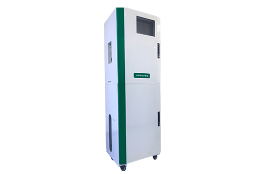 JC2000-NH3-N型氨氮(水楊酸)在線水質分析儀