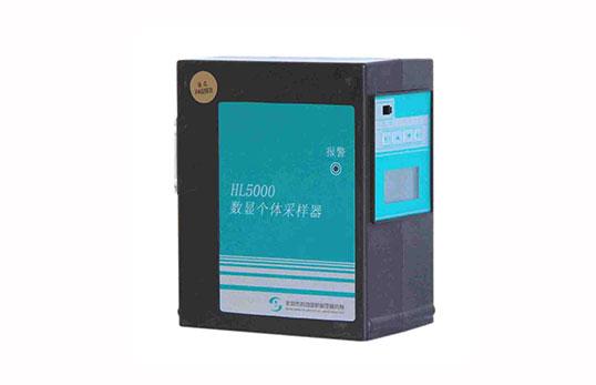 HL5000恒流大气采样器