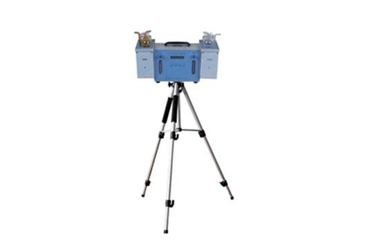 ZC-QR 带加热便携大气采样器