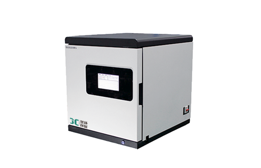 JC-1015W型智能微波消解仪