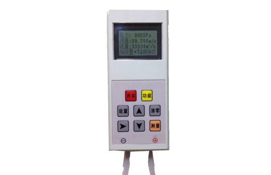 JCQ-2000压力风速ω仪