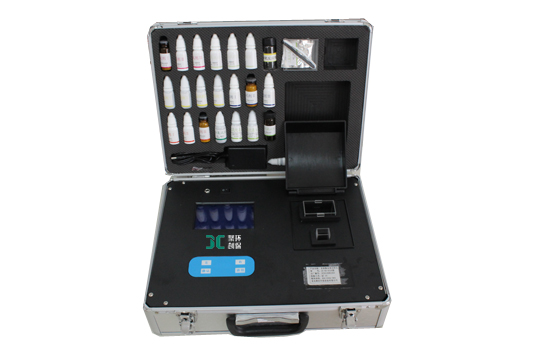 DZ-Y型游泳池水質檢測儀(7項)