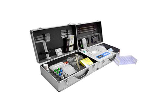 JC-TY02標準型土壤養分測定儀