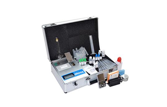 JC-TY01實用型土壤養分測定儀
