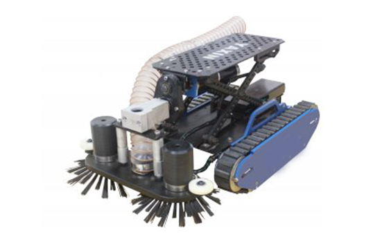 JC-QSR系列多功能风管清扫机器人(标配版)