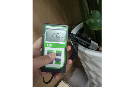 Apogee MO-200自记录土壤含氧量测定仪
