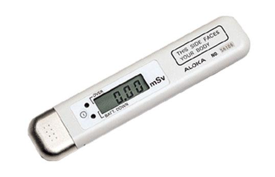 日本ALOKA阿洛卡PDM-313中子个人剂量计