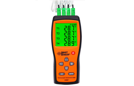 AS887热电偶测温仪