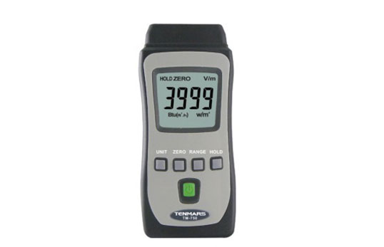TM-750太阳能功率表