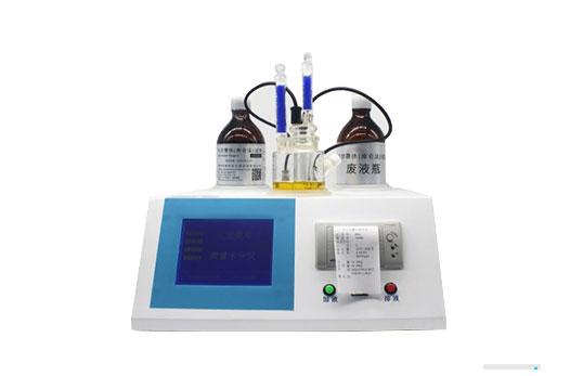 JC-A8 全自动微量水分测定仪