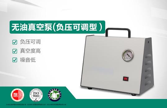 JC-DP-01负压可调型无油真空泵