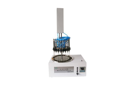 电动型圆形氮吹仪JC-WD-12(S)/24(S)