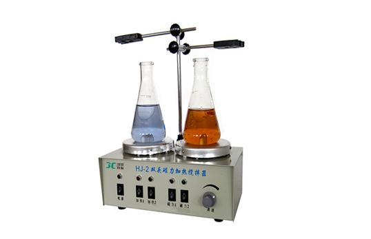 JC-HJ系列两联/四联/六联磁力搅拌器