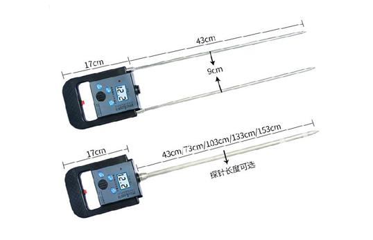 针式粮食谷物水分测定仪