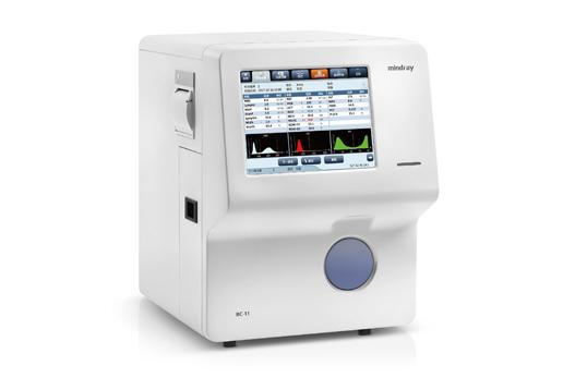 BC-11 全自动三分群血液细胞分析仪