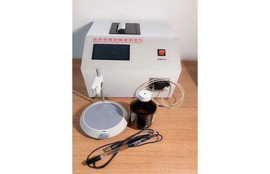 JC-JZSG-II全自动脂肪酸值测定仪